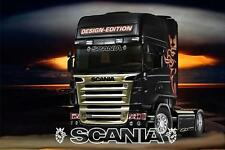 Scania Truck Griffin screen sticker/decal for cab windscreen glass