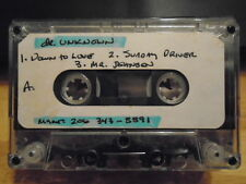 MEGA RARE Dr. Unknown DEMO CASSETTE TAPE metal UNRELEASED Savage Grace seattle !