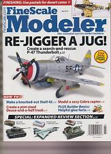 FINE SCALE MODELER MAGAZINE JULY 2016, THE ESSENTIAL TOOL FOR MODEL BUILDERS.