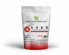AAKG Powder L-Arginine Alpha-Ketoglutarate 908g 100% PURE FREE WORLD SHIPPING !!