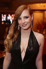 JESSICA CHASTAIN HOT CELEBRITY WORN WARDROBE BRA WITH COA