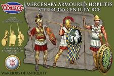 MERCENARY ARMOURED HOPLITES - VICTRIX - ANCIENT GREEKS - SENT FIRST CLASS
