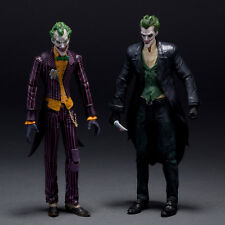 2PCS Comics Arkham   ARKHAM ORIGINS The Joker City Statue Action Figure