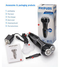 New Professional USB Rechargeable Good *Mens Electric Shaver Shaving Razor