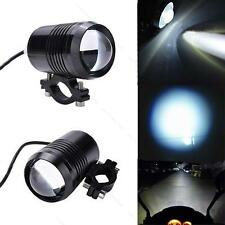 Motorcycle Car 12V CREE U2 LED Laser Head Lamp Bike #B Waterproof Spot Light 30W