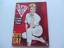 DORIS DAY    ORIG 1950s  FANS STAR LIBRARY U.K. MAGAZINE DORIS DAY