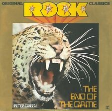 PETER GREEN The End Of The Game Vinyl Record LP German Reprise REP 24 023
