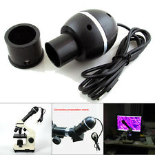"0.3MP USB Telescope Digital Camera Electronic Eyepiece Webcam For 0.965"" /  1.25"
