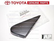 06-12 TOYOTA RAV4 UPPER LEFT FRONT PILLAR TRIM COVER MOLDING NEW OEM 6011842010