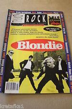 Tylko Rock 3/1999 Blondie, Bruce Springsteen, The Stranglers, Deep Purple,