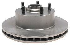 ACDelco 18A807A Front Hub And Brake Rotor Assembly