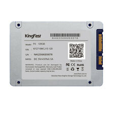 """SSD 2.5"""" SATA 120GB KingFast F6 for Lenovo Dell HP ASUS Acer Thinkpad laptop PS4"""