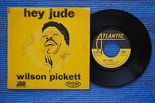 WILSON PICKETT / SP ATLANTIC 650 132 / LABEL 2 /  BIEM 1968 ( F )