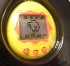 1997 BANDAI ENGLISH TAMAGOTCHI YELLOW VIRTUAL PET *NEW* ELECTRONIC GAME KEYCHAIN