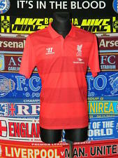 5/5 Liverpool adults XL mint polo training football shirt jersey trikot soccer