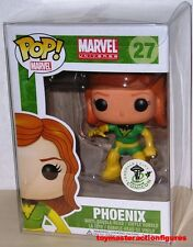 FUNKO POP Marvel GREEN PHOENIX #27 EMERALD CITY EXCLUSIVE Sealed Box IN STOCK