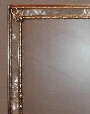 """Vintage BRASS/Metal PHOTO/Picture FRAME 5x7 5"""" x 7"""""""