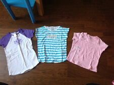 6-year old girls bundle of tshirts from French sports shop. Very good condition