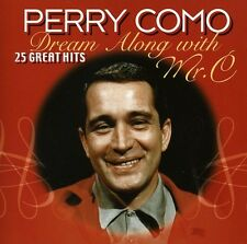 Perry Como - Dream Along with Mr. C [New CD] Holland - Import