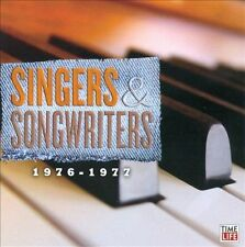 Time Life Music Singers & Songwriters 1976-1977 2-CD Set [24-Tracks]