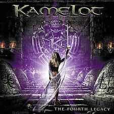 The Fourth Legacy by Kamelot 2004 Sanctuary Records