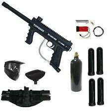 Tippmann PLATINUM Custom 98 Paintball gun PACK 4+1 Brand New Sniper Mega Set
