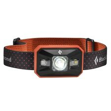 Black Diamond Storm LED Headlamp Head Lamp w Night Vision 4-AAA 250 lumen oct