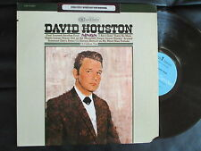DAVID HOUSTON SINGS HIS BLUE RIBBON BEST RCA 2126  ORG US 66 COUNTRY ROCKABILLY