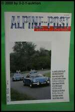 Alpine Post 4/03 A 110 1800 Gr.4 Alpine Interlagos