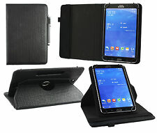 """Universal Elegant (7 - 8 """") 360 ° Rotating Wallet Cover Case with Stylus"""