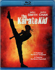THE KARATE KID Movie on BLU-RAY DVD a MARTIAL ART with JADEN SMITH & JACKIE CHAN