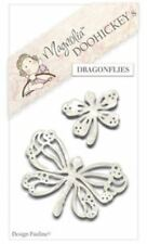 Magnolia Of Sweden ~DooHickeys Cutting Die Set ~ DRAGONFLIES  ~010720005-5