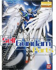 Bandai MG Wing Gundam Zero Custom EW Parts A10 Movie PG 0 Raiser 60 Spare TV MB