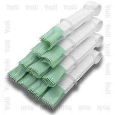 Fondant Crimper Tool Set 10 Pieces (Jagged Edged Large)