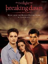 Twilight Breaking Dawn Part 1 Piano Solo Learn to Play Edward Bella Music Book