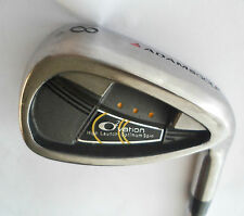 Adams Golf Ovation High Launch Optimum Spin 8 IRON   Uniflex Steel Shaft