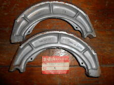 NOS Suzuki OEM Brake Shoes T500 GS400 GT250 GT500 T350 GT550 64410-11002