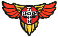 Dogtown Skateboard Patch - Wings - old school skateboarding venice new skate