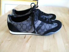 COACH Outline Signature Kelson  Sneakers Shoes 9.5