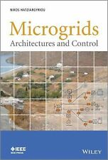 Wiley - IEEE Ser.: Microgrids : Architectures and Control (2014, Hardcover)