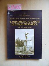 AUTORI VARI - IL MONUMENTO AI CADUTI DI CEGLIE MESSAPICA - MI.RA.-LA.TO - 2002