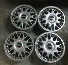 "VW GOLF MK3 III JETTA GENUINE BBS ALLOY WHEELS GTI GT EURO SPEC OEM 15"" INCH"