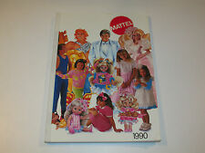 MATTEL DEALER CATALOG 1990 GERMANY BARBIE POLLY POCKET MOTU NA HE-MAN HOT WHEELS