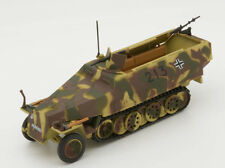 CT#48 Sd.Kfz.251/1 Ausf.D 12.SS-Pz.Div France 1944 -  1:72 - Wargaming - Diorama