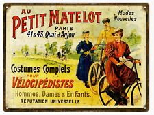 Au Petit Matelot Paris Nostalgic Sign