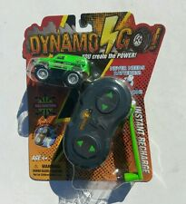 Remote Control Car GreenRadio RC Mini 4wd Model Assorted Blister Card by Dynamo!