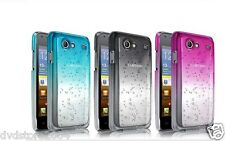 Pellicola+custodia BACK COVER IMAK HARD CASE per SAMSUNG GALAXY S ADVANCED I9070