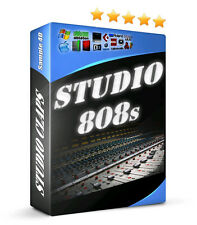 117 Thick Warm Studio Processed 808 Kicks MPC Roland FL Studio ProTools Reason