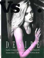 Vs. Magazine F/W 2015 DAPHNE GROENEVELD Kate Bosworth JANUARY JONES N Hoult @NEW