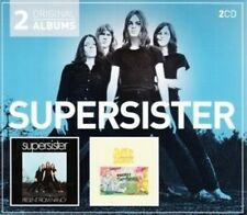 Present From Nancy/Pudding & Gist - Supersister (2015, CD NEUF)2 DISC SET